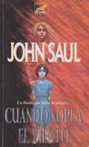 Cuando sopla el viento John Saul