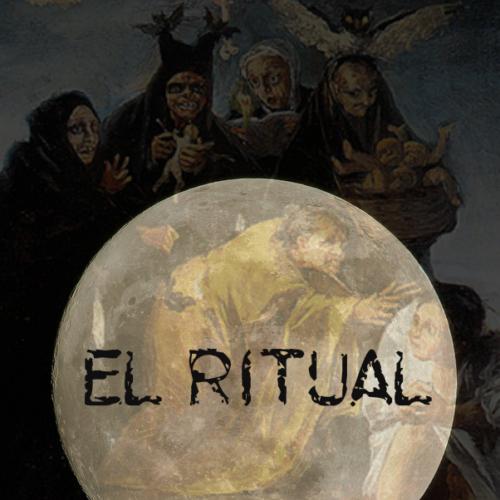 El ritual portada