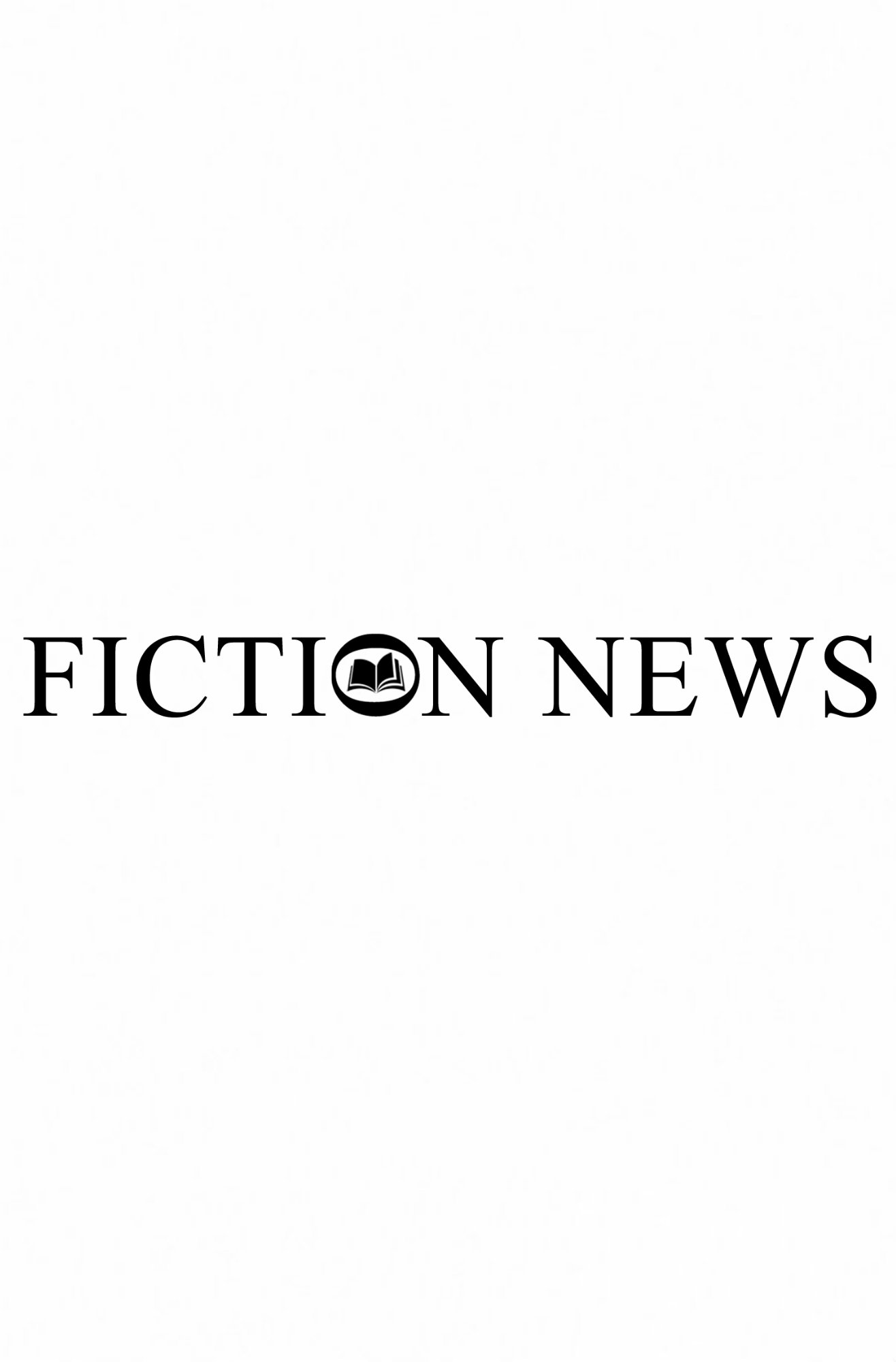 Fiction news en fondo blanco